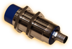 Presse News: iDTRONIC's Cylindrical Reader M30 UHF - Product Update: New Interface with CANbus (SAE J1939 or CANopen)