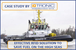 Case Study: Effective RFID Solution to save Fuel on the High Seas