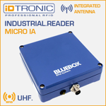 Press Release: iDTRONIC's BLUEBOX MICRO IA UHF - New Product Release: The compact version of our BLUEBOXES